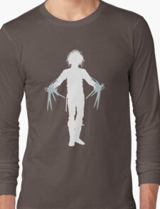 Wanna Play Scissors, Paper, Stone? Long Sleeve T-Shirt
