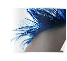 Blue Hair 2 Poster