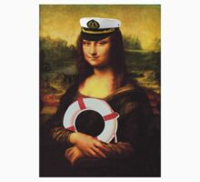 Mona Lisa Ahoy Kids Clothes