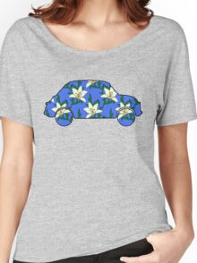 Classic Fiat 500 - Viva Italia! Women's Relaxed Fit T-Shirt
