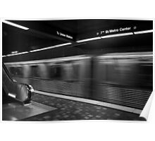 To Union Station Poster