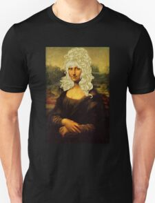 Blonde Mona Lisa  T-Shirt