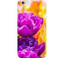 Tulips Enchanting 25 iPhone Case/Skin