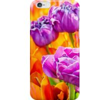 Tulips Enchanting 17 iPhone Case/Skin