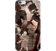 The Black Parade iPhone Case/Skin