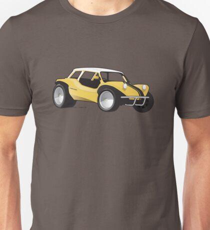 Manxter 2+2 Dune Buggy Unisex T-Shirt