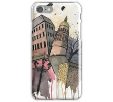 In the city .. iPhone Case/Skin