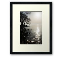 A Bright New Day Framed Print