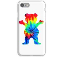 GRIZZLY RAIN BOW iPhone Case/Skin