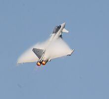 Typhoon in Vapour by Dave Godden