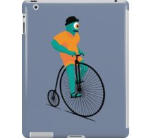 Bicyclops iPad Case/Skin