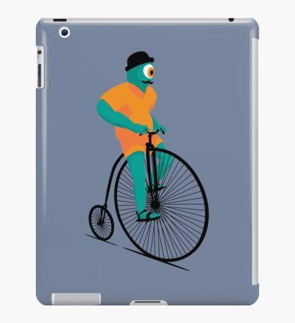 Bicyclops iPad Case/Skin