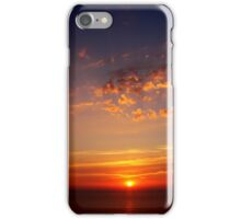Kissing the sea 01 iPhone Case/Skin