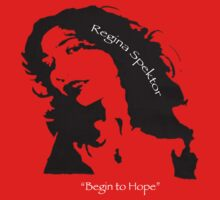 Regina Spektor - Begin to Hope Kids Clothes
