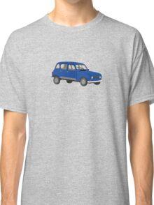Renault 4 GTL Blue Classic T-Shirt