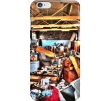 Abandonment. iPhone Case/Skin