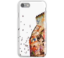 The Wall..  iPhone Case/Skin