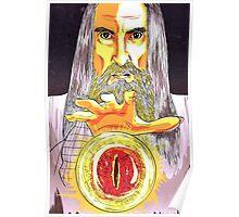 Saruman Poster
