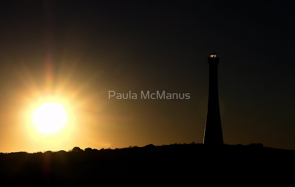 Troubridge Hill Lighthouse by Paula McManus