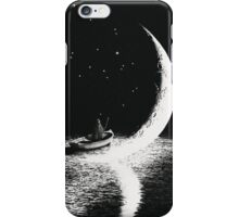 Arrival At Moonlight iPhone Case/Skin