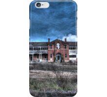 St John's Orphanage, Goulburn. iPhone Case/Skin
