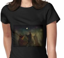 Bella Notte Womens Fitted T-Shirt