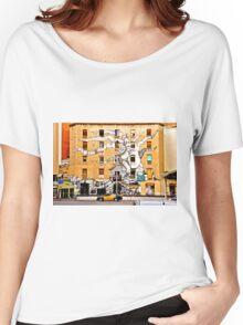 Barcelona..  Women's Relaxed Fit T-Shirt