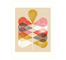 leaf/1 Art Print