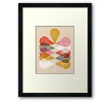 leaf/1 Framed Print