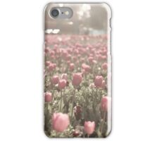 Field of Tulips  iPhone Case/Skin