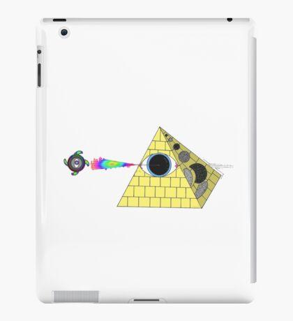 OG illuminati  iPad Case/Skin