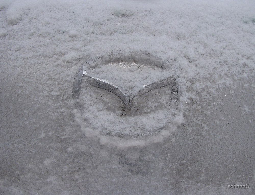 Cold Mazda by schnee6