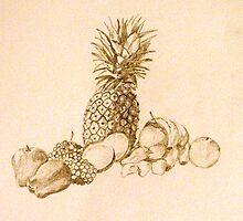 Tropical Fruit by jyotsr