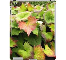 Leaves of Rockhampton Qld Australia iPad Case/Skin