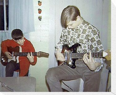 Gene & Ralphy Jammin' In '67 by Gene Walls