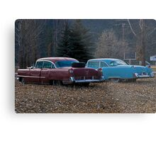 There were never such devoted sisters Metal Print