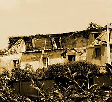 abandoned;... Ponte de Lima Village,serie I !...  by sendao