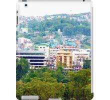 a vast Philippines landscape iPad Case/Skin