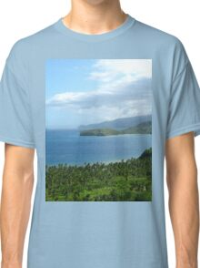 a desolate Philippines landscape Classic T-Shirt