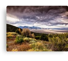 Great Basin - Nevada Canvas Print