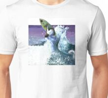 Surfer Digital Unisex T-Shirt