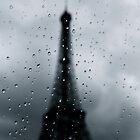 Paris in the rain by rapsag