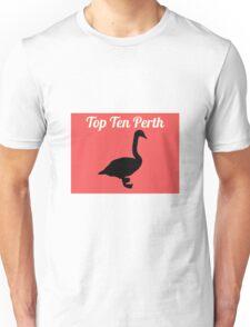 Top Ten Perth Unisex T-Shirt