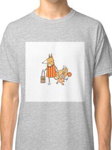 On shops. Classic T-Shirt