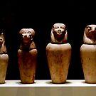 Egyptian Urns. by Paul Rees-Jones