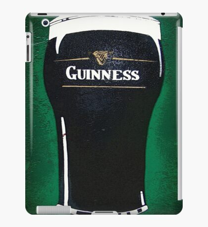 pint of beer 2 iPad Case/Skin