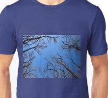 Dead trees in the environmental catastrophe Unisex T-Shirt