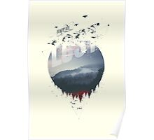 Happily lost Poster