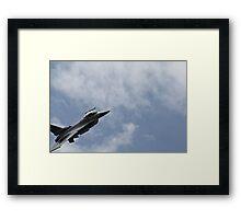 F-16 Liberator Framed Print