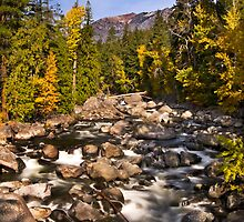 The Beauty Of Icicle Creek by Rick & Deb Larson